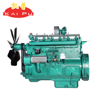 KAI-PU KP310 High Speed 6 Cylinder Good Condition Diesel Engine Generator Set