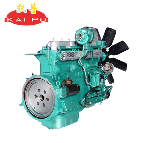 KAI-PU KP227 New Stationary 227KW Four Stroke Six Cylinder Water Cooled Diesel Engine Generator Set