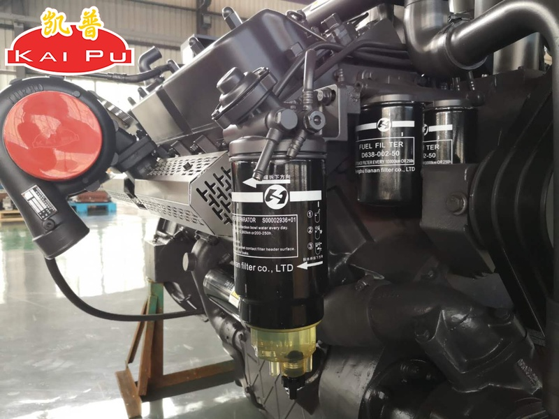 Why New Type Diesel Engine Generator Have High RPM?